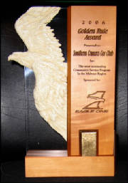 eagle one award